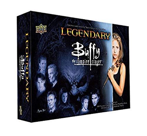 Upper Deck Entertainment Upperdeck Entertainment Legendary Buffy The Vampire Slayer...