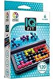Smart Games-SG423 Iq Fit, multicolor, 18 unidad (paquete de 1) (SG423)