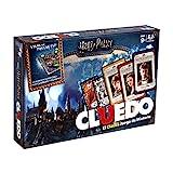 Winning Moves Cluedo Harry Potter 40X26-+9 Años, multicolor, Sin tañosllaños...