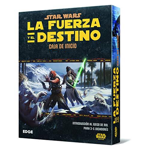 Fantasy Flight Games Star Wars: La Fuerza y el Destino - Caja de Inicio, Juego de...