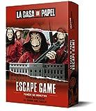 LA CASA DE PAPEL. Escape game (LAROUSSE - Libros Ilustrados/ Prácticos - Ocio y...