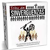 TRIBU DE SINVERGÃœENZAS - Juego de Mesa para Fiestas y Risas con amig@s - Juego de...