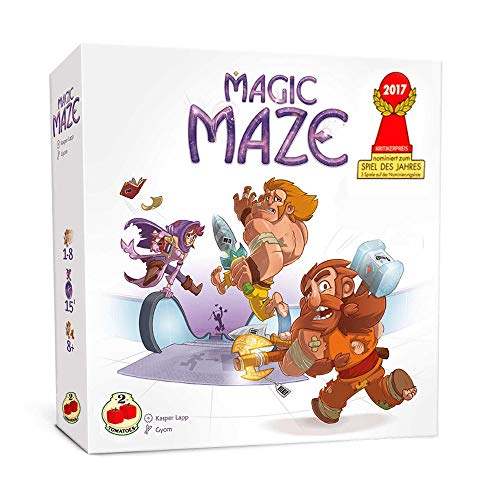 Tomatoes Games Magic Maze, Multicolor (8437016497128-0)