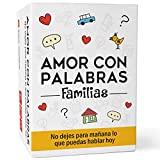 Amor con palabras - Familias | Juegos de Mesa para niños y Adultos Que fortalecen...