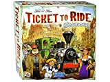 Days of Wonder Ticket to Ride Europe. Juego de Mesa de Estrategia sobre ferrocarriles...
