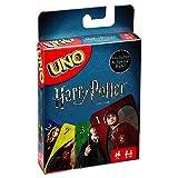 Mattel Games UNO Harry Potter Juego de Eliminar Cartas - Juegos de Cartas (7 año(s),...