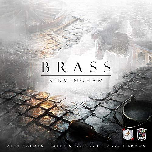 Maldito Games Brass Birmingham - Juego de Mesa [Castellano]