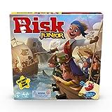 Hasbro Gaming Risk Junior Game, Juego de Mesa de Estrategia, introducción de un...