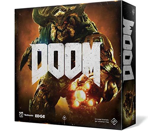 Fantasy Flight Games Doom El Juego de Tablero (FFZX01)