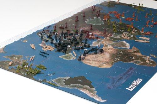 Wizards of the Coast- Axis & Allies 1941-Juego de Mesa sobre Guerra Entre Eje y...