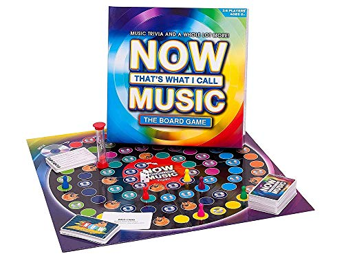 Paul Lamond 6745 Sony Entertainment Now That's What I Call Music Juego de Mesa
