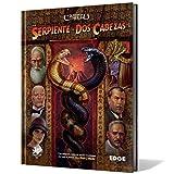 Edge Entertainment-La Llamada de Cthulhu-La Serpiente de Dos Cabezas, Color...