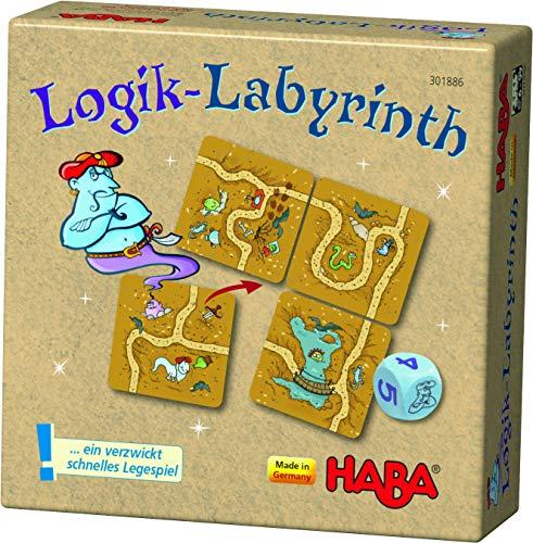 HABA Laberinto lógico 301886.