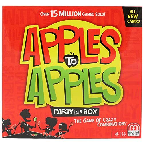 Caja de Fiesta de Manzanas a Manzanas