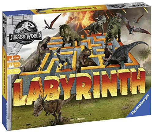 Ravensburger - Labyrinth Jurassic World (26004)