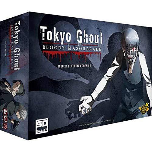 SD GAMES- Tokyo Ghoul - Bloody Masquerade, Multicolor (SDGTOKGHO01) , color/modelo...