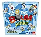Goliath - Tic Tac Boum Junior, Juego de Cartas , Encuentra la Palabra (70508) ,...