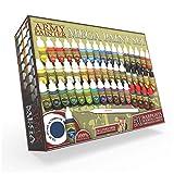 The Army Painter 🖌 | Warpaints Mega Paint Set, 50 Acrylic Paints and 1 Wargamer:...