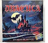 Cefa Toys- Dracula Juego de Mesa, Color azul (21816)