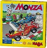 HABA HABA-302247 Monza - ESP (302247), Juego de Mesa de Dados, con una turbulenta...