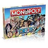 Monopoly- One Piece Juego de Mesa de una Pieza (036948)