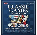 John Adams Ideal Classic Games - Lote de Juegos de Mesa clásicos (Instrucciones en...