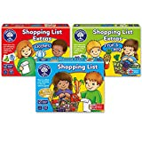 Shopping List Game Value Pack