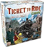 Days of Wonder Ticket to Ride Europe - Juego de Mesa de Estrategia sobre...