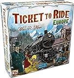 Days of Wonder Ticket to Ride Europe - Juego de Mesa de Estrategia sobre...