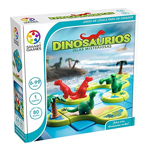 smart games SG282ES- Dinosaurios