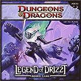 Wizards of the Coast - Juego de Mesa, «Dragones y Mazmorras: la Leyenda de Drizzt»