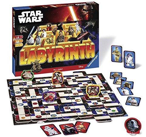 Star Wars Star Wars-00.026.666 Juego de Mesa, Multicolor, 7 a&ntildeos (Ravensburger...