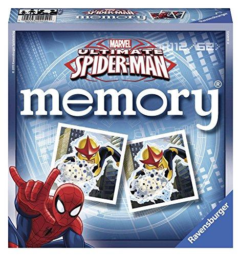 Ravensburger - Memory Ultimate Spider-Man (22254)
