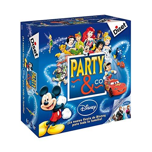 Diset- Disney Juego Party (46504)