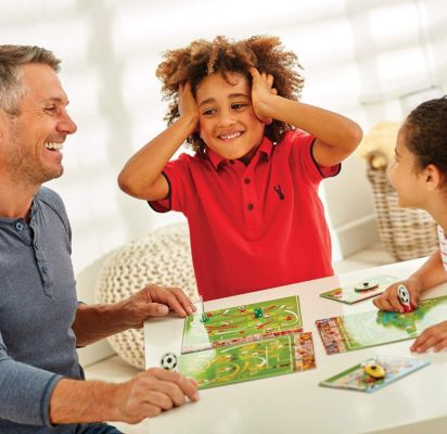 juegos de mesa de fútbol para niños