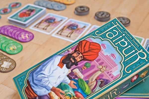 jaipur juego de mesa para dos