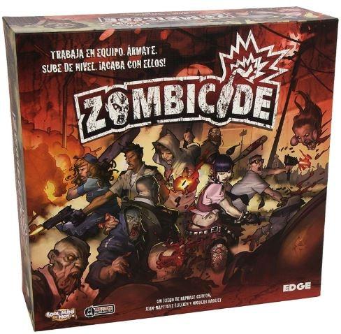 juego de mesa de zombies
