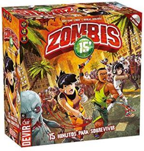 juego de mesa zombis 15