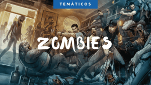juegos de mesa zombies