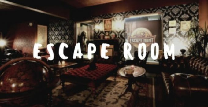 escape room juego de mesa