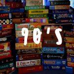 juegos de mesa de los 90